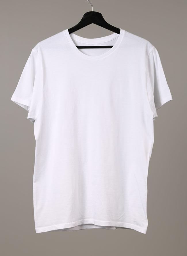 【3枚ご購入で1枚半額!4枚で1枚無料!!】4.6オンスインナー半袖Tシャツ[2L/3L]