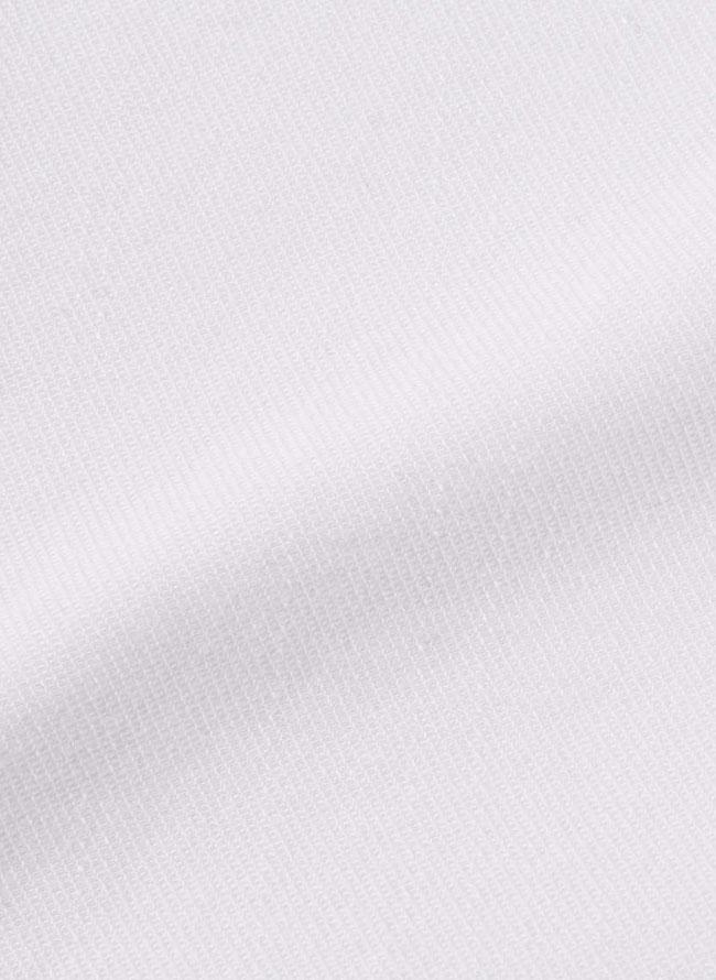 カツラギストレッチ合皮使いパンツ