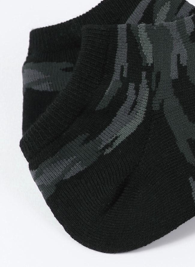 カモフラ柄アンクルソックス(27〜29cm)