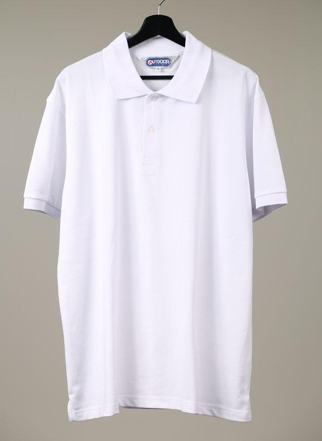 OUTDOOR(アウトドア)半袖ポロシャツ
