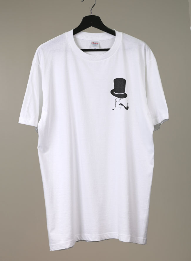ジェントルマンTシャツ[2L/3L/4L]