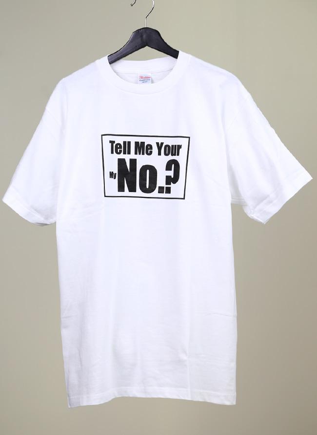 マイナンバーTシャツ[2L/3L/4L]
