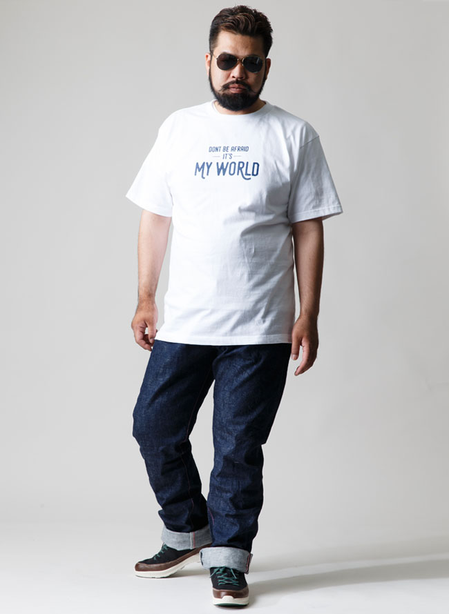 【当店オリジナル】マイワールドTシャツ