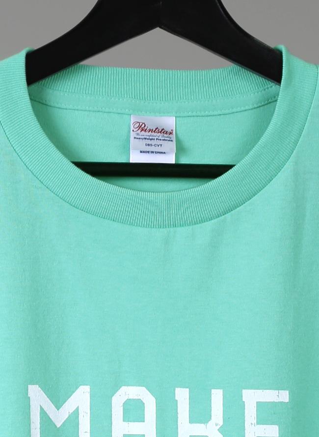 【当店オリジナル】メイクピースTシャツ