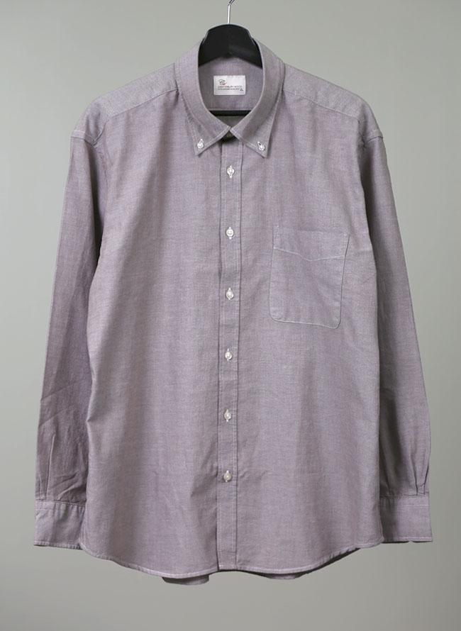 ソフトタッチインド綿長袖シャツ[2L/3L/4L/5L]