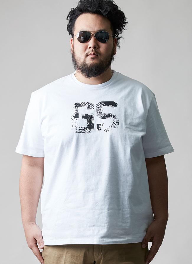 GSロゴTシャツ[2L/3L/4L/5L]