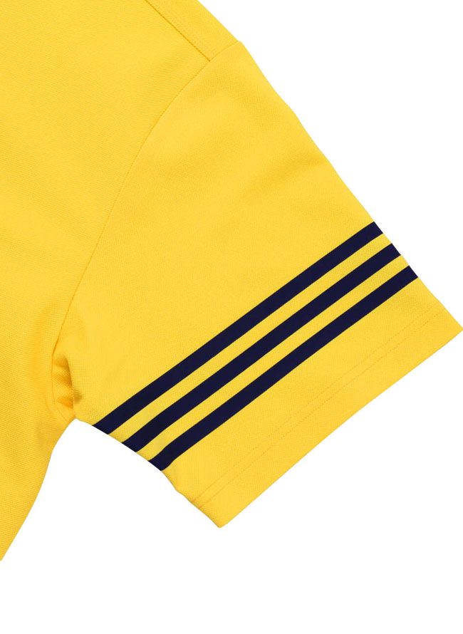 adidas golf(アディダスゴルフ)ナンバリング半袖ポロシャツ