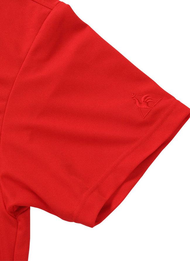 LE COQ SPORTIF(ルコックスポルティフ)半袖ポロシャツ