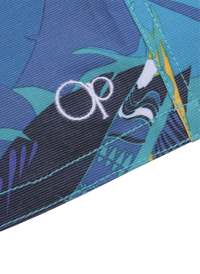 OCEAN PACIFIC(オーシャンパシフィック)リーフ柄サーフパンツ水着