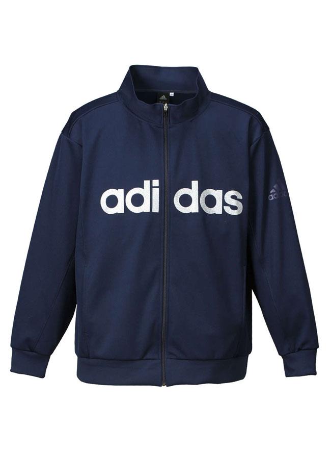 【日本製】adidas(アディダス)ウォームアップジャケットジャージカラー1