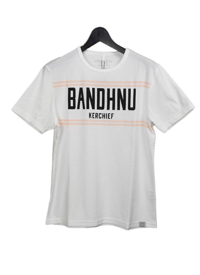 大きいサイズ半袖Tシャツカットソーメンズボコテン素材CREATIONCUBE天竺2L3L4L5Lカジュアル白紺春夏