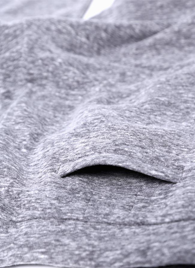 大きいサイズジョガーパンツメンズスリムフィットスキニースウェットパンツ杢3L4Lカジュアル灰春夏秋冬