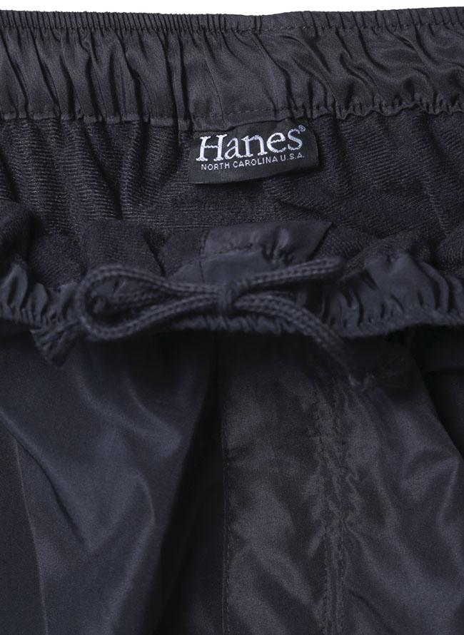 Hanes(ヘインズ) 裏起毛トリコット素材あったかカーゴパンツ 暖かい 防寒 カジュアル詳細02