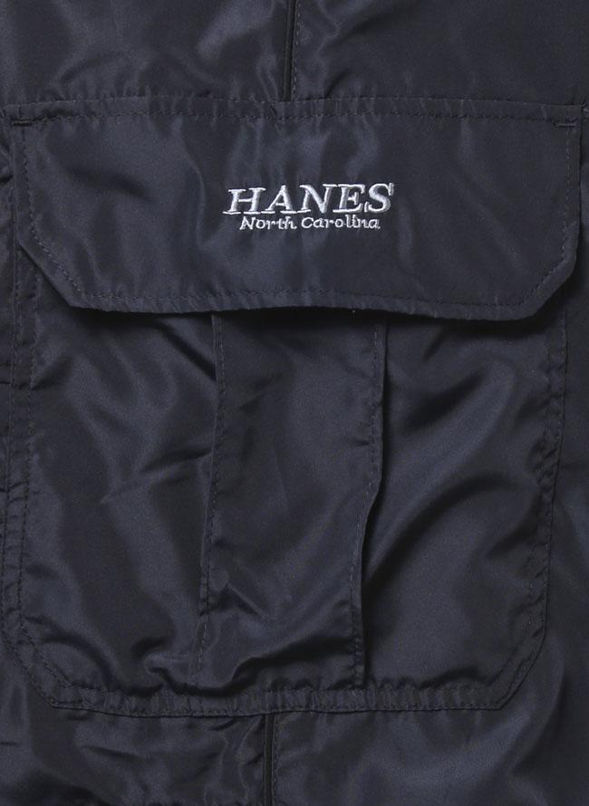 Hanes(ヘインズ) 裏起毛トリコット素材あったかカーゴパンツ 暖かい 防寒 カジュアル詳細03