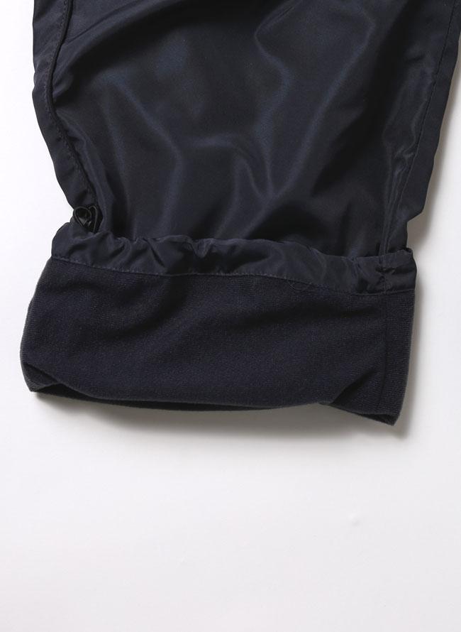 Hanes(ヘインズ) 裏起毛トリコット素材あったかカーゴパンツ 暖かい 防寒 カジュアル詳細08