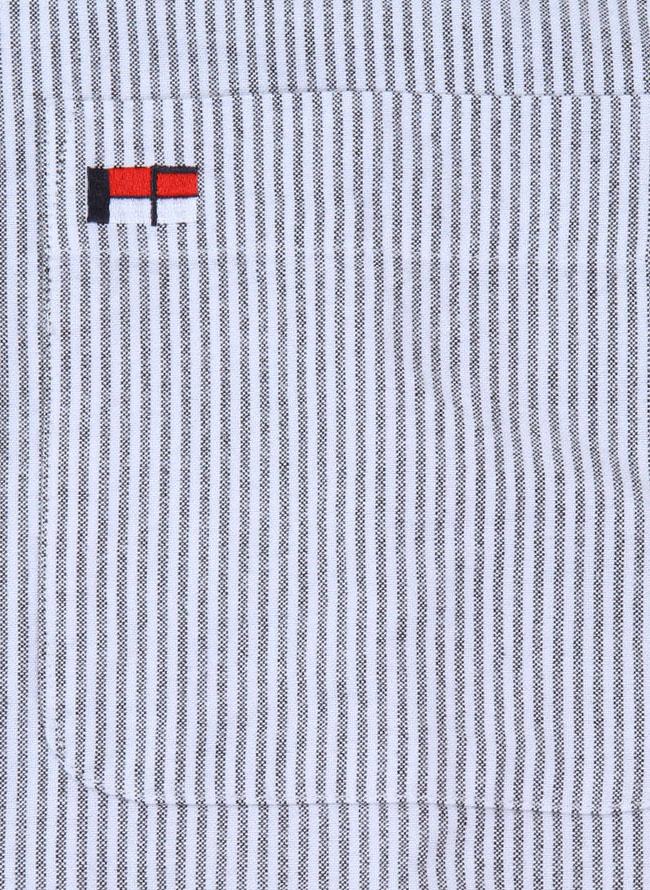 H by FIGER(エイチバイフィガー)ストライプ長袖B.Dシャツ詳細05