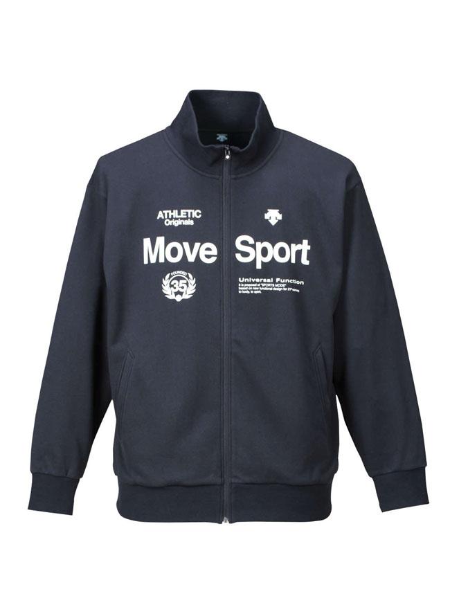 DESCENTE(デサント)ドライスウェットジャケット ジャージ スポーツウエアカラー1