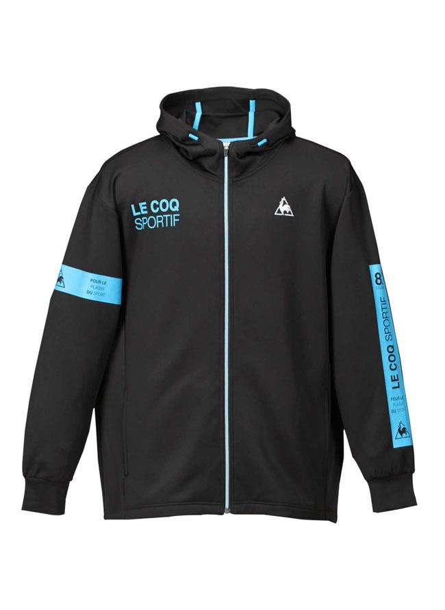 LE COQ SPORTIF(ルコックスポルティフ)ストレッチ機能ウォームアップジャケットジャージカラー1