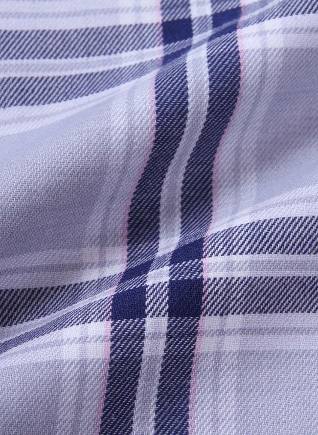 【大きいサイズ メンズ】a.v.v HOMME吸水速乾 チェック柄長袖パジャマ 3L/4L/5L/6L/8L///詳細11