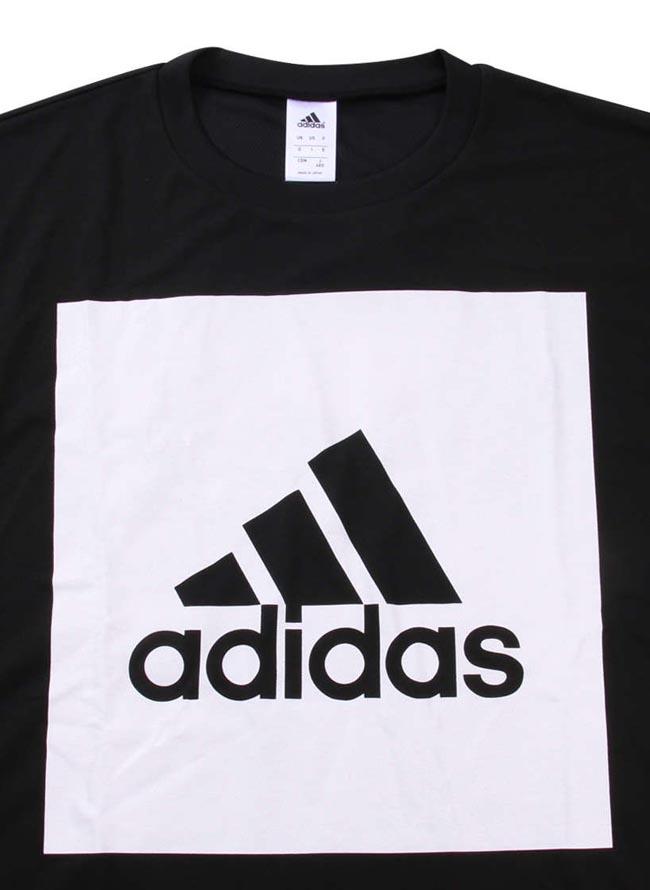 【大きいサイズ メンズ】adidas アディダス吸水速乾半袖半袖Tシャツ 2L(3XO)/3L(4XO)/4L(5XO)/5L(6XO)/6L(7XO)/7L(8XO)//詳細02