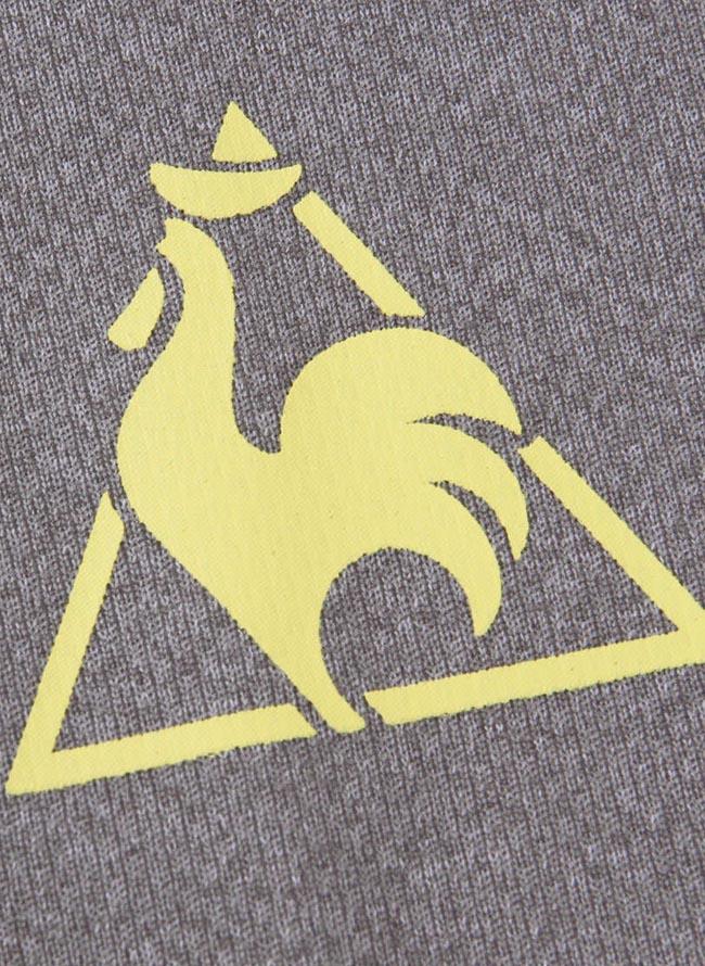 【大きいサイズ メンズ】LE COQ SPORTIF吸汗速乾半袖半袖Tシャツ 3L/4L/5L/6L////詳細03