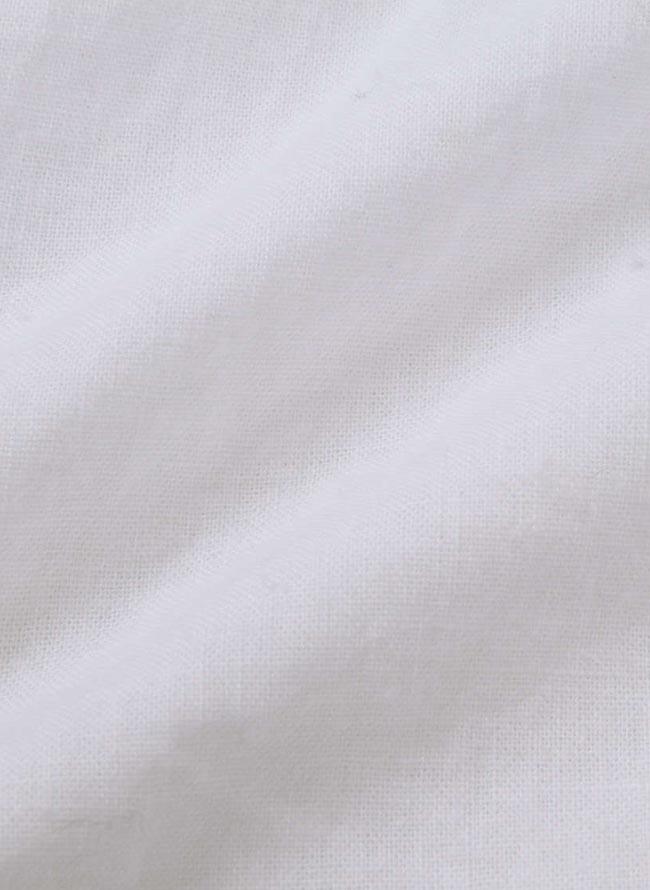 【大きいサイズ メンズ】OUTDOOR PRODUCTS (アウトドア プロダクツ)綿麻ロールアップ長袖シャツ カジュアルシャツ 3L/4L/5L/6L/8L/詳細08