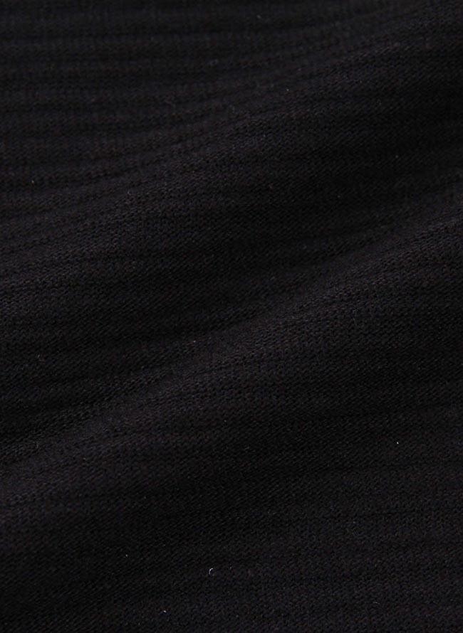 【大きいサイズ メンズ】Mc.S.P (エムシーエスピー)フェイクレイヤードキーネック長袖Tシャツ カットソー 3L/4L/5L/6L/8L/詳細05