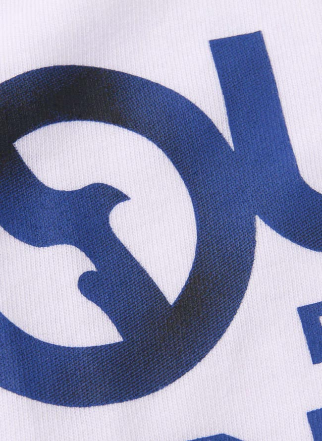 大きいサイズ半袖TシャツカットソーメンズUネックロゴTOUTDOORPRODUCTS天竺3L4L5L6L8Lカジュアル白紺春夏秋冬