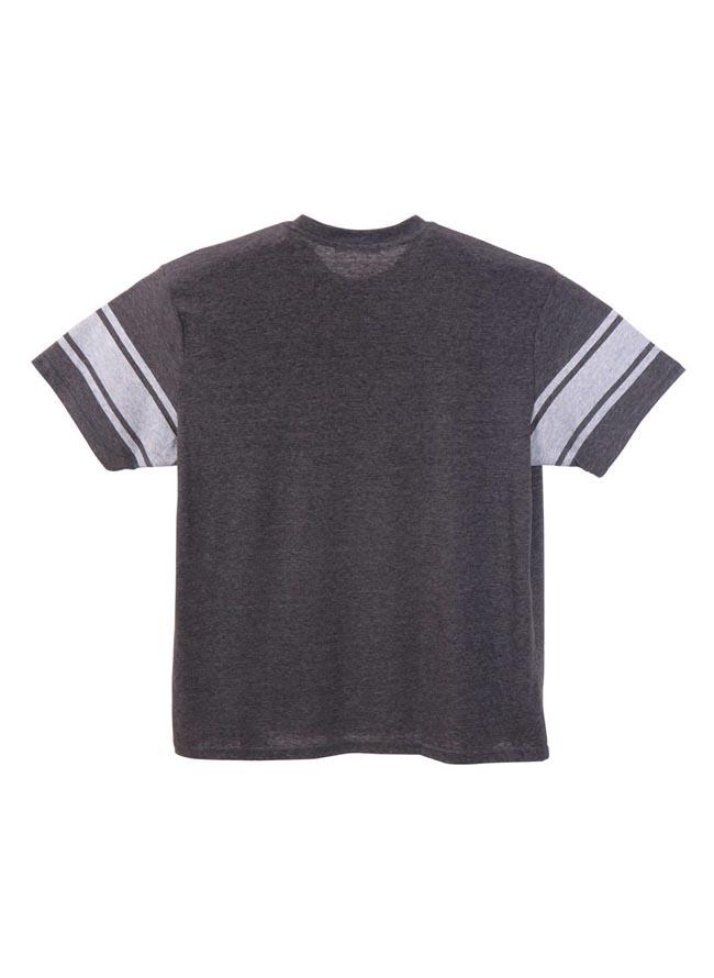 大きいサイズ半袖TシャツカットソーメンズクルーネックPREPS(プレップス)3L4L5L6L8Lカジュアル紺茶春夏秋