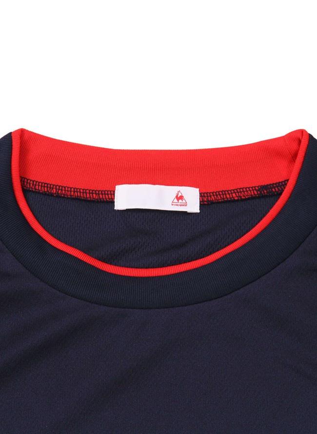 【大きいサイズメンズ】LECOQSPORTIF(ルコックスポルティフ)吸汗速乾UVカット長袖長袖Tシャツカットソー2L/3L/4L/5L/6L/