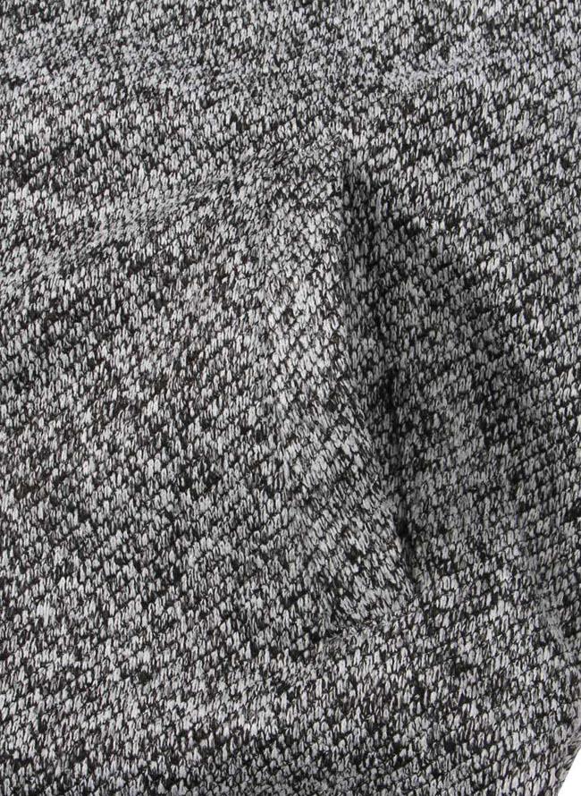【大きいサイズメンズ】intheattic(インジアティック)裏起毛フェイクフード付チェスターコート2L/3L/4L/5L/6L/