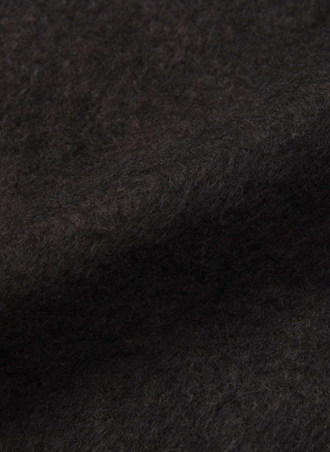 【大きいサイズメンズ】intheattic(インジアティック)裏起毛フェイクボアフードフリースジャケット2L/3L/4L/5L/6L/