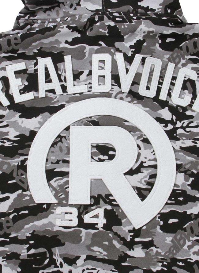 【大きいサイズメンズ】RealBvoice(リアルビーボイス)裏起毛フルジップパーカー3L/4L/5L/6L