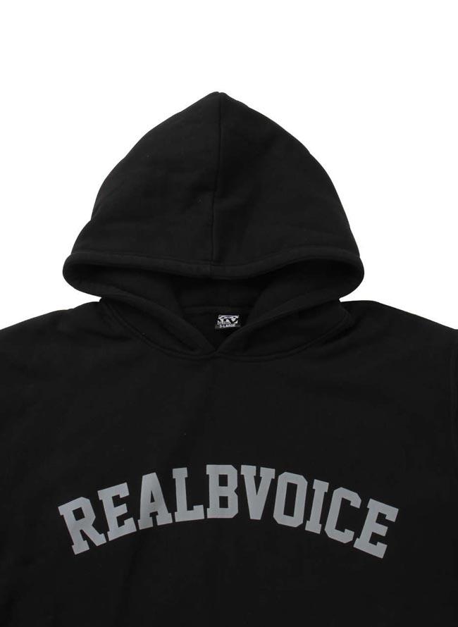 【大きいサイズメンズ】RealBvoice(リアルビーボイス)裏起毛プルオーバーパーカー3L/4L/5L/6L