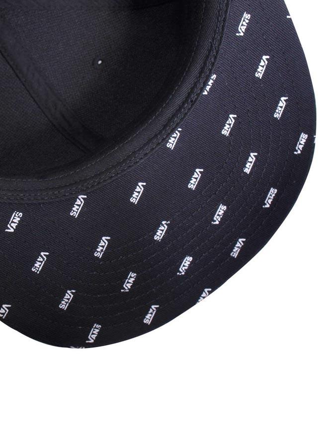 【大きいサイズメンズ】VANS(バンズ)プラスチックホック61cm〜64cmキャップ4L/