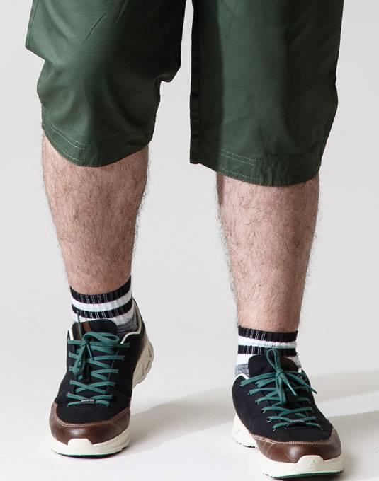 ポロシャツ+ハーフパンツは鉄板コーデ。男の夏物語。 02