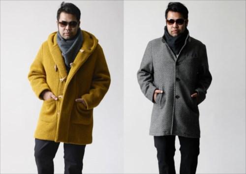 ビッグサイズのメンズのコートを【QZILLA by Mr.Bliss】で購入して大人の魅力を演出!