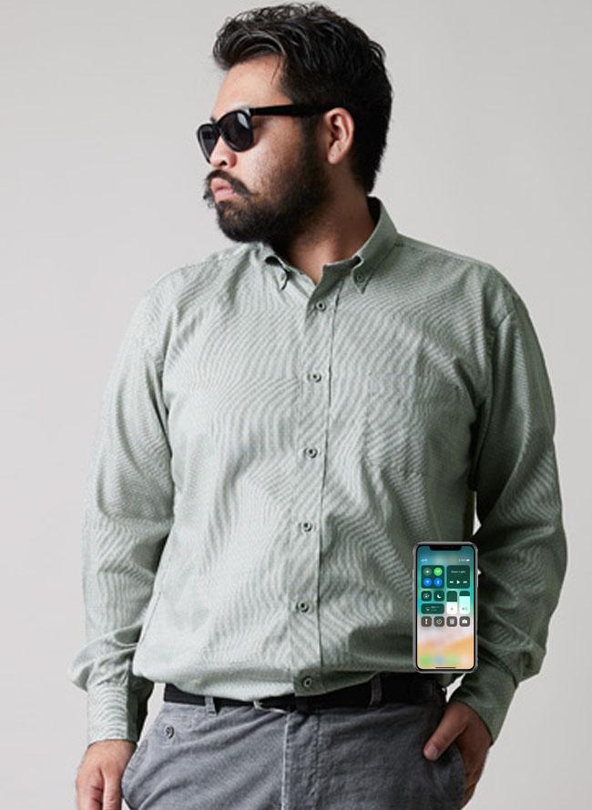 シャツとiPhone02